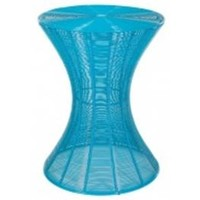 Carnaval Hourglass Side Table