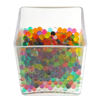 Magic Water Beads Jelly Balls, 500g BULK, Assorted Color