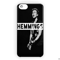 5 Sos  Luke Hemmings Cute Boy Band For iPhone 5 / 5S / 5C Case