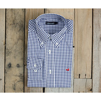 Southern Marsh Nashville Gingham Dress Shirt