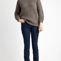 Frost Funky Boucle Pullover