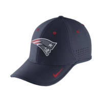 Nike True Vapor (NFL Patriots) Adjustable Hat (Blue)