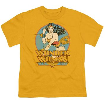 Wonder Woman Short Sleeve Youth 18/1