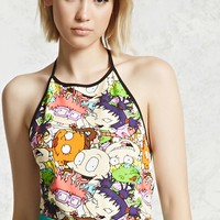 Rugrats Graphic Halter Top