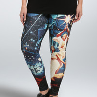 Star Wars Poster Scuba Leggings