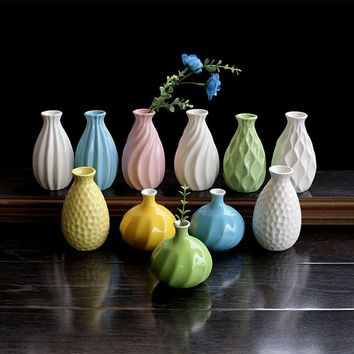 Household and Garden Decoration Ceramic Vase
