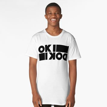 'Oki Doki' Long T-Shirt by hypnotzd