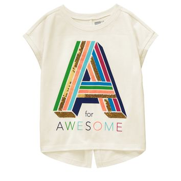 A For Awesome Tee