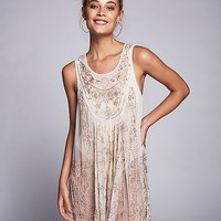 Free People Evie Embellished Slip at Free People Clothing Boutique