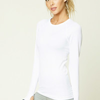 Active Seamless Ribbed Top