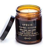 Transit Issue: Table Candle from Apolis