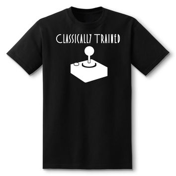 Classically Trained Gaming T-Shirt