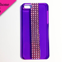 White Bling iPhone 5 Case by VanityCases on Etsy