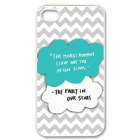 The Fault in Our Stars Okay iPhone 4 4S Full protection Durable Cover Case