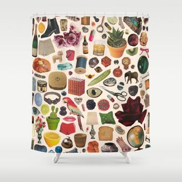 TABLE OF CONTENTS Shower Curtain by Beth Hoeckel