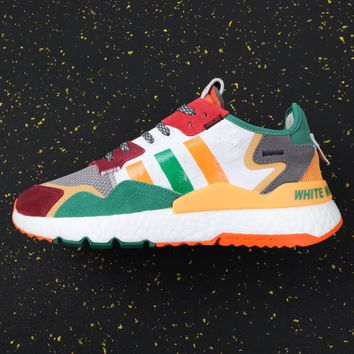 White Mountaineering X Adidas Originals 2019 Nite Jogger Boost Colorfull Shoes - Best Online Sale