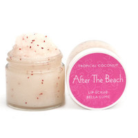 Lip Scrub... Tropical Coconut...After The Beach