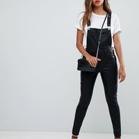 Blank NYC coated slim fit overall at asos.com