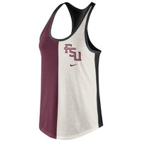 NCAA Florida State Seminoles Women's Tri-Divide Tank Top
