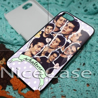 Dylan O brien CollageiPhone Case and Samsung Galaxy Case