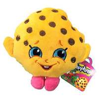 Shopkins 6 Inch Plush [Cookie]
