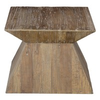 Classic Home Maya Reclaimed Elm Coffee Table | Nordstrom