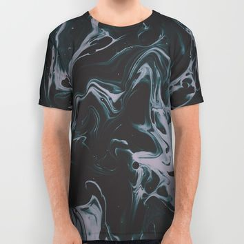 Subconscious All Over Print Shirt by duckyb