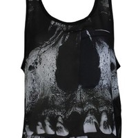 Iron Fist Loose Tooth Ladies Tank - Buy Online at Grindstore.com