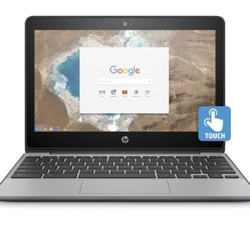 "HP 11-v025wm, 11.6"" Touch Chromebook"