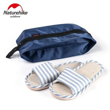 NatureHike Travel Wash Bag Men Portable Laundry Women Cosmetic Bag Make Up Set Waterproof Camping Travel Kit