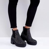 ASOS RAPIDLY Chunky Chelsea Boots at asos.com