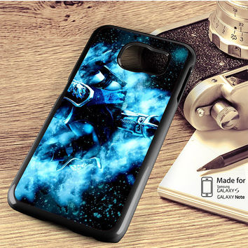 zero ice Thingy Samsung Galaxy S4 S5 S6 Edge Plus S7 Edge Case Note 3 4 5 Edge Case