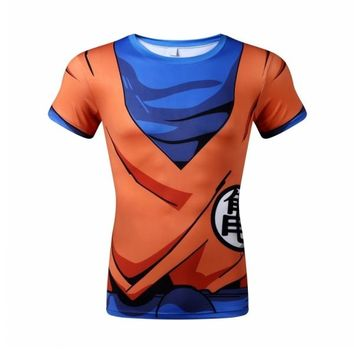 Goku Clothing T-Shirt
