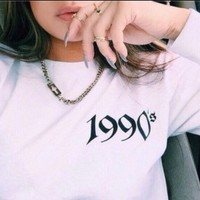 Long Sleeve 90's Vintage Sweater