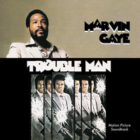 Marvin Gaye : Trouble Man LP RE