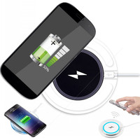 Wireless Charger Cases Charging Pad Dock For Lumia 920 1520 Nexus 5 6 7 Yota Yotaphone 2 Wireless Charger Mobile Phone Accessory