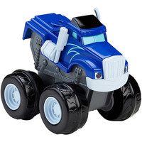 Fisher-Price Nickelodeon Blaze and the Monster Machines Slam & Go Crusher - Blue