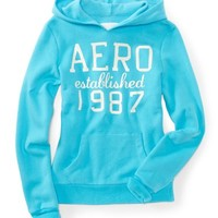 Aero Established 1987 Popover Hoodie