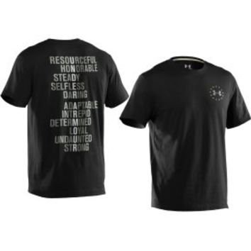 Under Armour Wounded Warrior Project Tactical Attribute T-Shirt