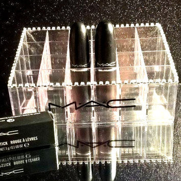 MAC Makeup Acrylic Lipstick Holder Organizer