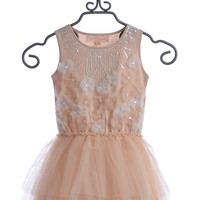 Tutu Du Monde Peach Tutu Dress Daisy Chain