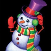Snappy the Snowman