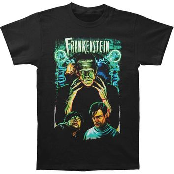 Frankenstein Men's  Dr. Frankenstein T-shirt Black