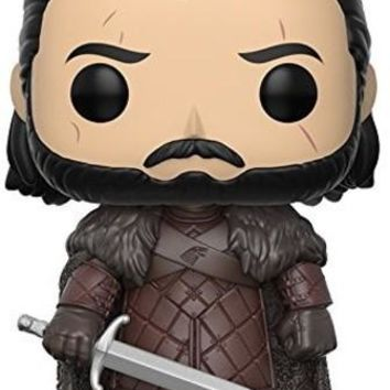 Funko POP! TV: Game of Thrones - Jon Snow