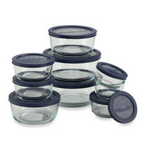 Pyrex® 18-Piece Kitchen Storage Set - Bed Bath & Beyond