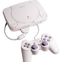 Sony Playstation PS One - Video Game Console