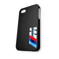 BMW M Class logo on a Field iPhone 5/5S Case