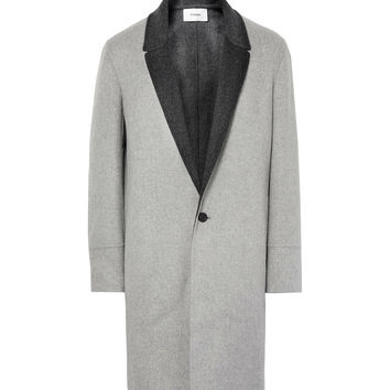 Chalayan - Double-Faced Virgin Wool and Cashmere-Blend Coat