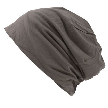 The Bigger - Viscose Slouch Beanie