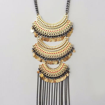 Aztec Relics Necklace